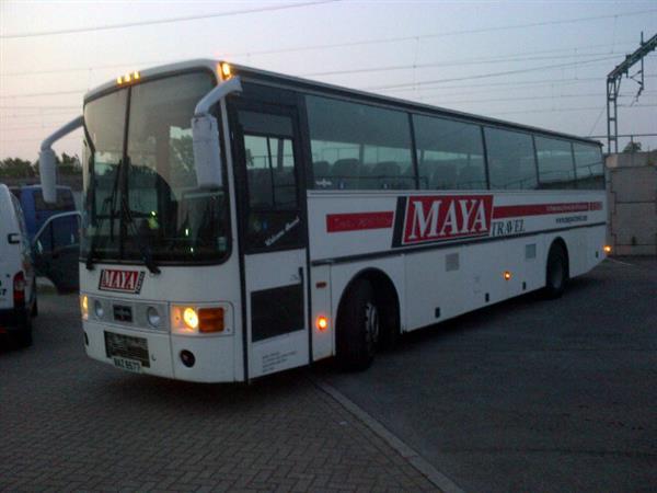 Vehicle Details: 1989 Volvo B10m Van Hool Alizee - +44 (0)1925 210220 - Used Coach Sales