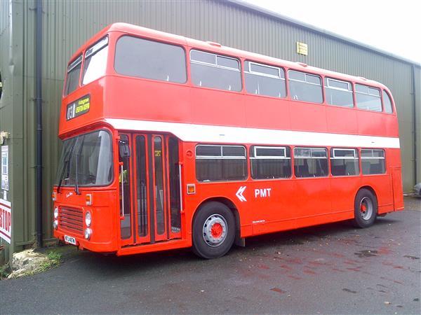 vehicle details  1980 bristol vr double deck preserved bus