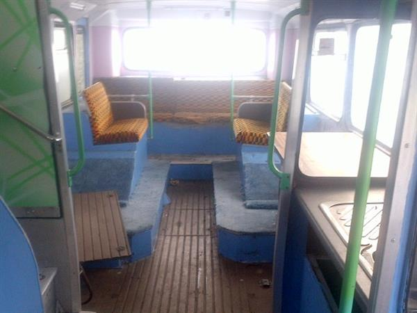 1980 MCW DOUBLE DECK OUTREACH BUS