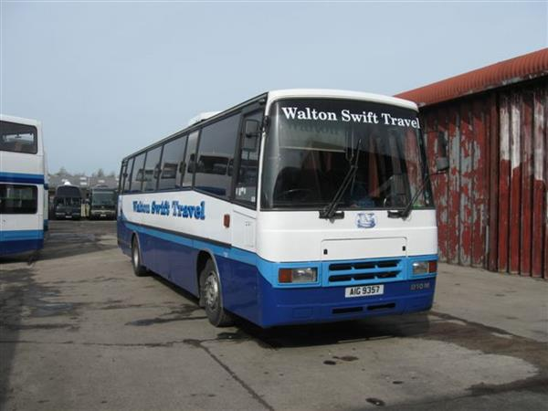 Vehicle Details: 1983 Volvo B10M Plaxton Paramount Manual - +44 (0)1925 210220 - Used Coach Sales