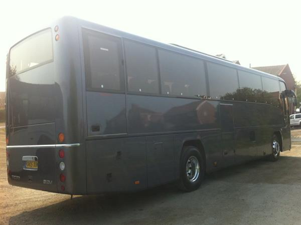 Vehicle Details: 2005 VOLVO B12M Plaxton Paragon 49/53 Seater - +44 (0)1925 210220 - Used Coach ...