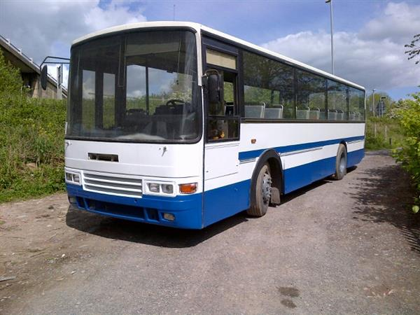 Vehicle Details: 1993 VOLVO B10m 10 METRE BUS LEFT HAND DRIVE - +44 (0)1925 210220 - Used Coach ...